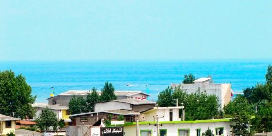 فروش آپارتمان ساحلی دید کامل دریا-سه خواب-بابلسر