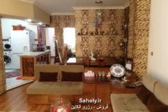 آپارتمان دو خواب 82 متری دکور شده و شیک منطقه باغ فلاحت بابلسر