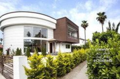 ویلا خزرشهر زیر قیمت 5 خواب 5 مستر با معماری باورنکردنی