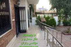 ویلا صفاییه بابلسر شهرک آذرنوش سه خواب فول مبله