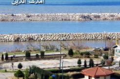 پنت هوس بابلسر با دید کامل دریا و رودخانه واقع در خیابان نخست وزیری