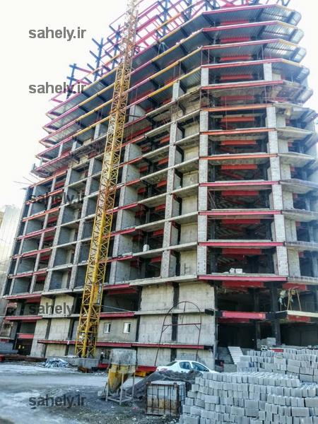 برج ساحلی آرامش بابلسر شهریور 98