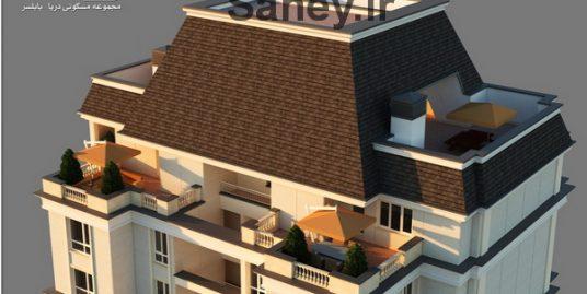 مجتمع ساحلی دریا بلوار ساحلی بابلسر – اطلاعات پروژه برج دریا